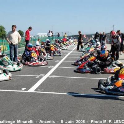 Challenge Minarelli 2008. Ancenis