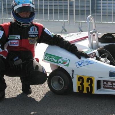 Championnat d'europe et Championnat de France Longs Circuits 2010. Circuit de Haute de Saintonge.
