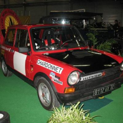 ABARTH salon BEIM 2011. http://teamkartramirezcompetition.e-monsite.com/