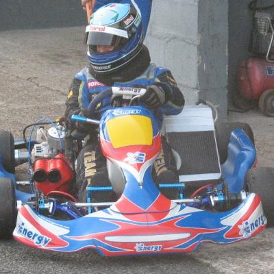 KZ125cc Essais