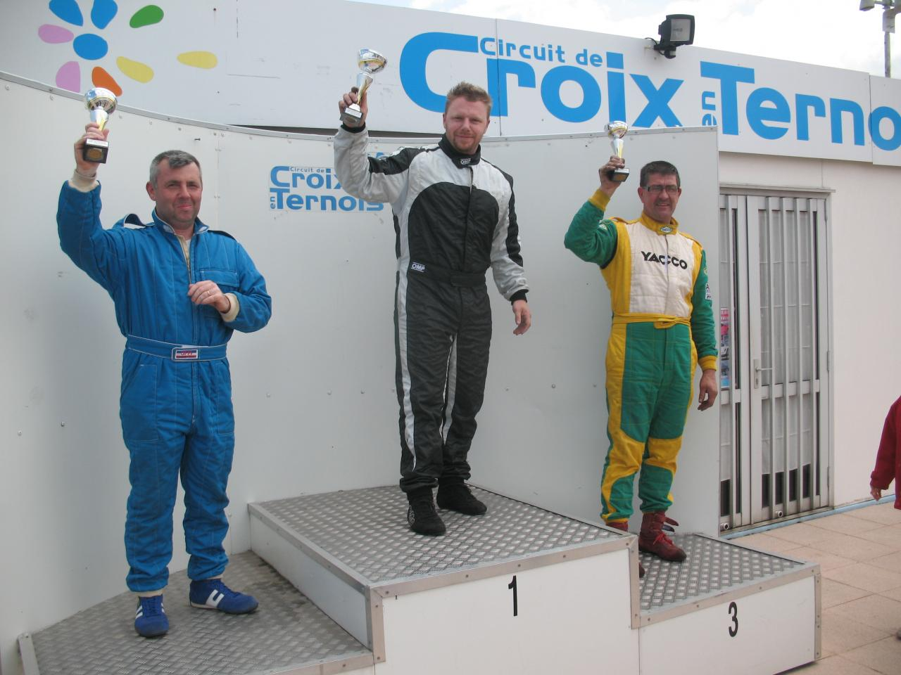 podium Twin' Cup.