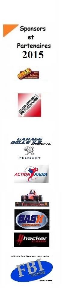 Sponsoring, Partenariats et espace entreprises du t2r Compétition.