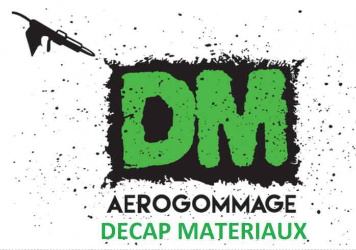 Logo decap materiaux