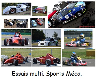 Essais multi. Sports Méca.